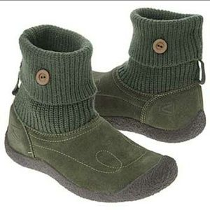 Keen 'Shay' knit booties